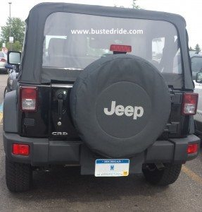 jeep wrangler crd spy photo