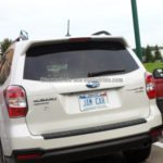 jam car vanity plate
